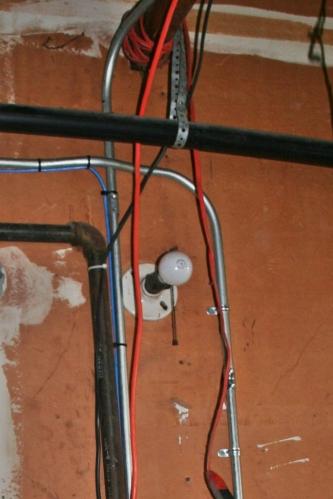 Old Garage Bulb