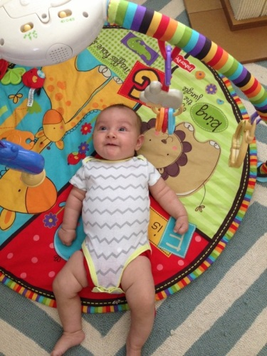 Play mat fun