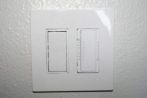 Vent switch