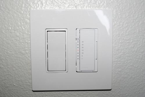 Vent switch