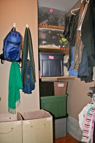 closet tubs