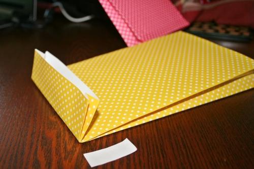 paper bag step 4