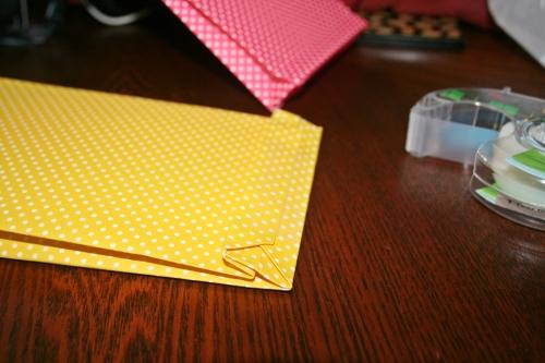 paper bag step 6