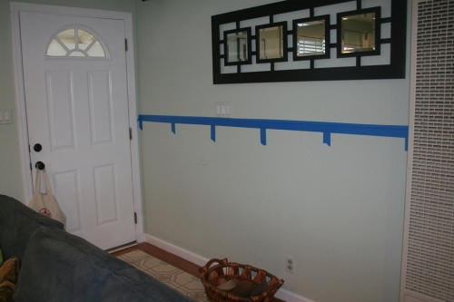 future wainscoting