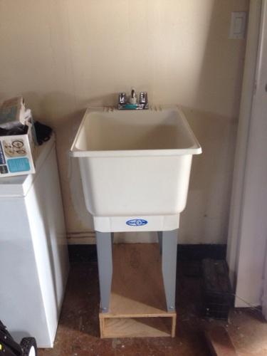 Utility sink