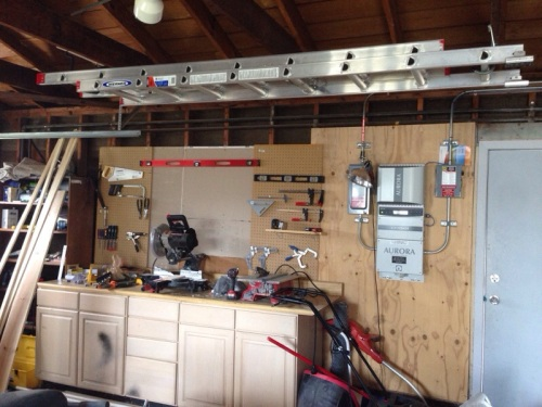 Organized Garage