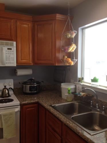 Rubbed Bronze Kitchen Faucet