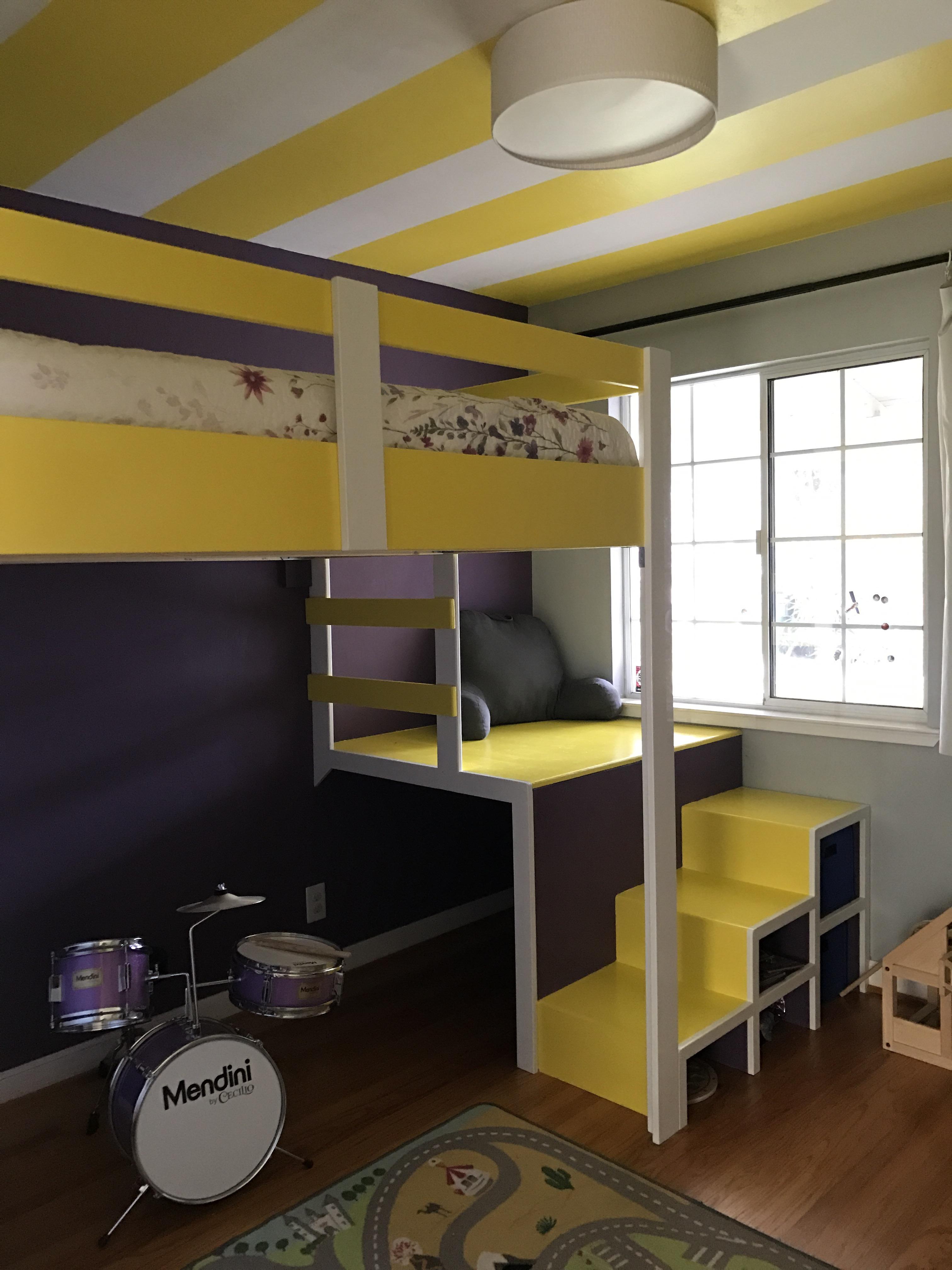 Full Size Loft Beds On Sale